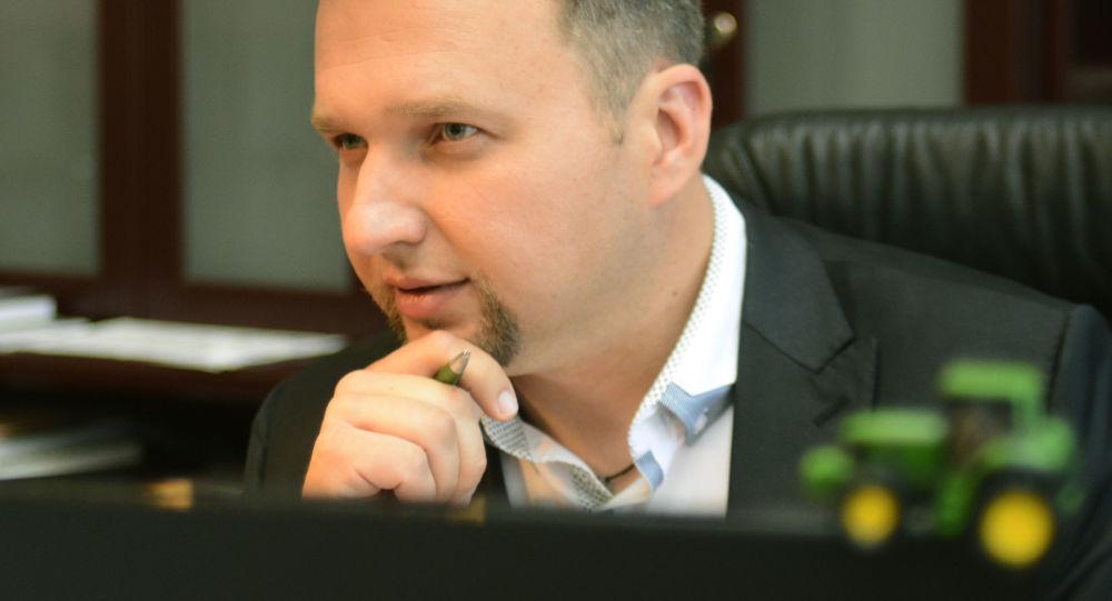 Bývalý ministr zemědělství České republiky Marian Jurečka