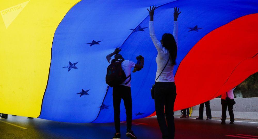 Vlajka Venezuely