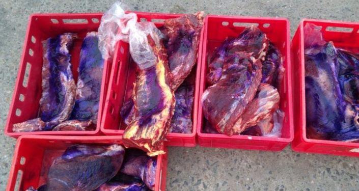 Inspektoři Státní veterinární správy (SVS) objevili provozování nelegální bourárny hovězího masa na pražském Bohdalci