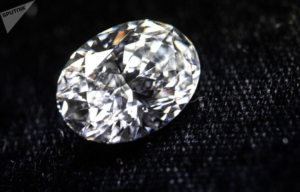 Diamant společnosti Alrosa