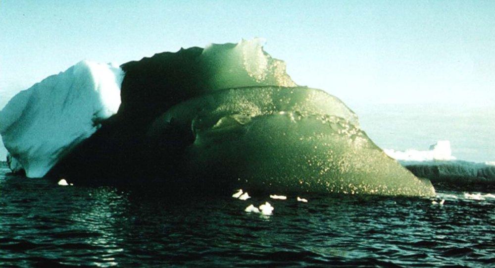 Zelené ledovce