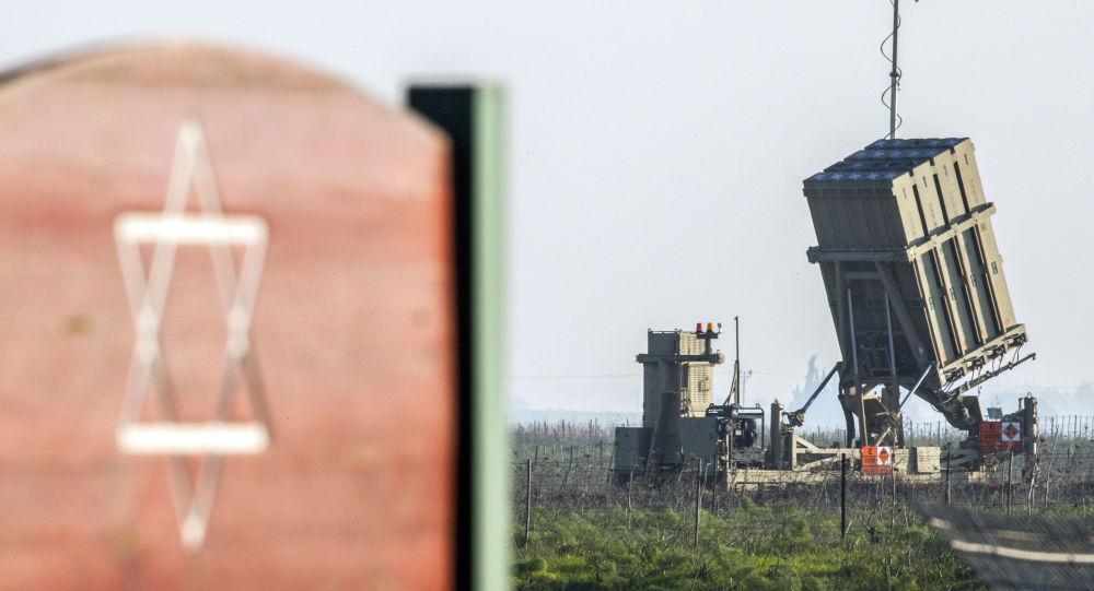 Systém protivzdušné obrany Železná kupole