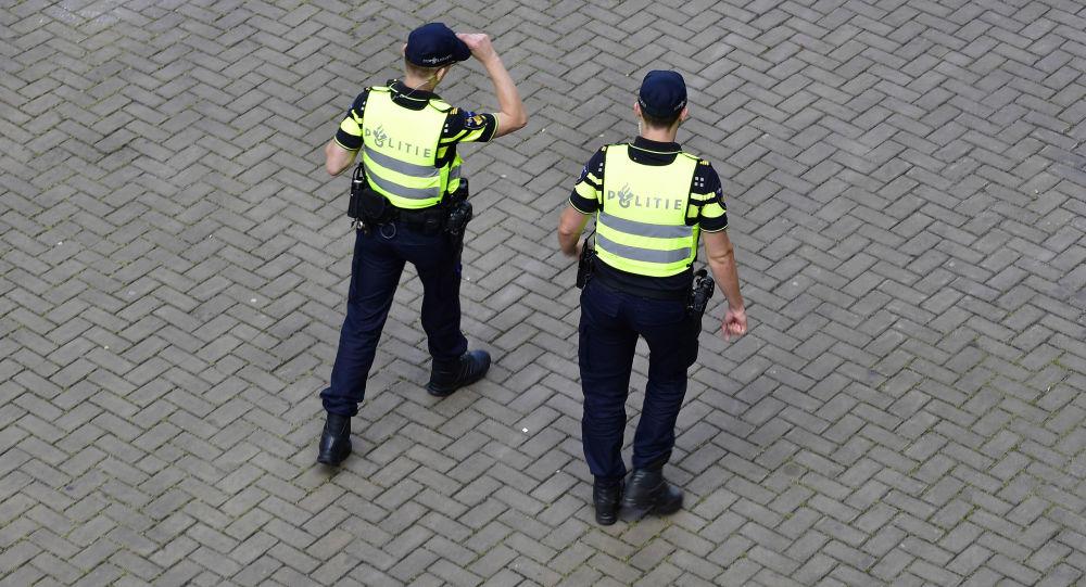 Policisté v Nizozemí