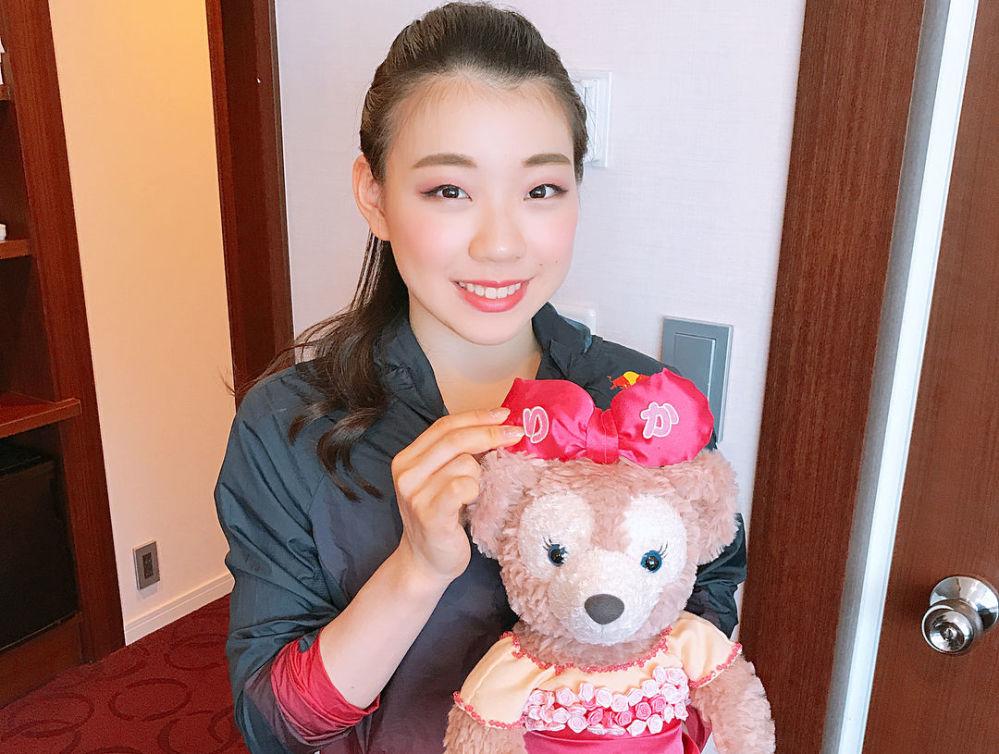 Japonská zástupkyně Rika Kihira.