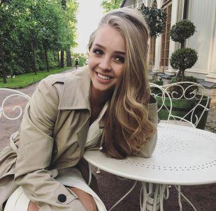 Ruská sportovkyně Alexandra Stěpanovová.
