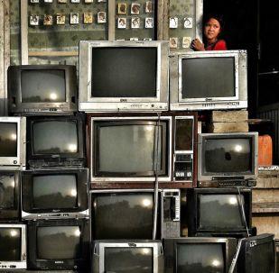 Televizory v Afghánistánu