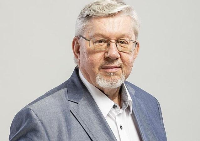 Český právník Aleš Gerloch