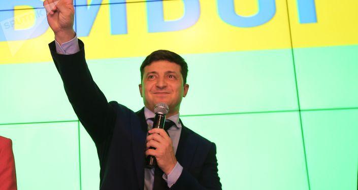 Volodymyr Zelenskyj