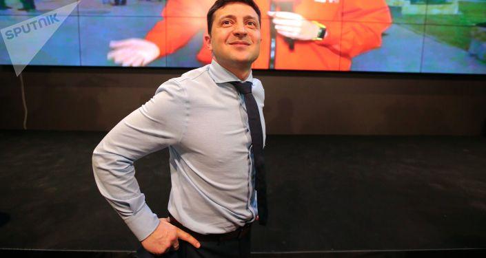 Volodymyr Zelenský