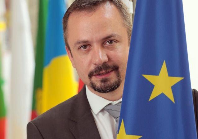 Místopředseda TOP 09 Marek Ženíšek