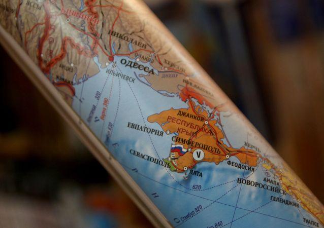 Mapa. Ilustrační foto