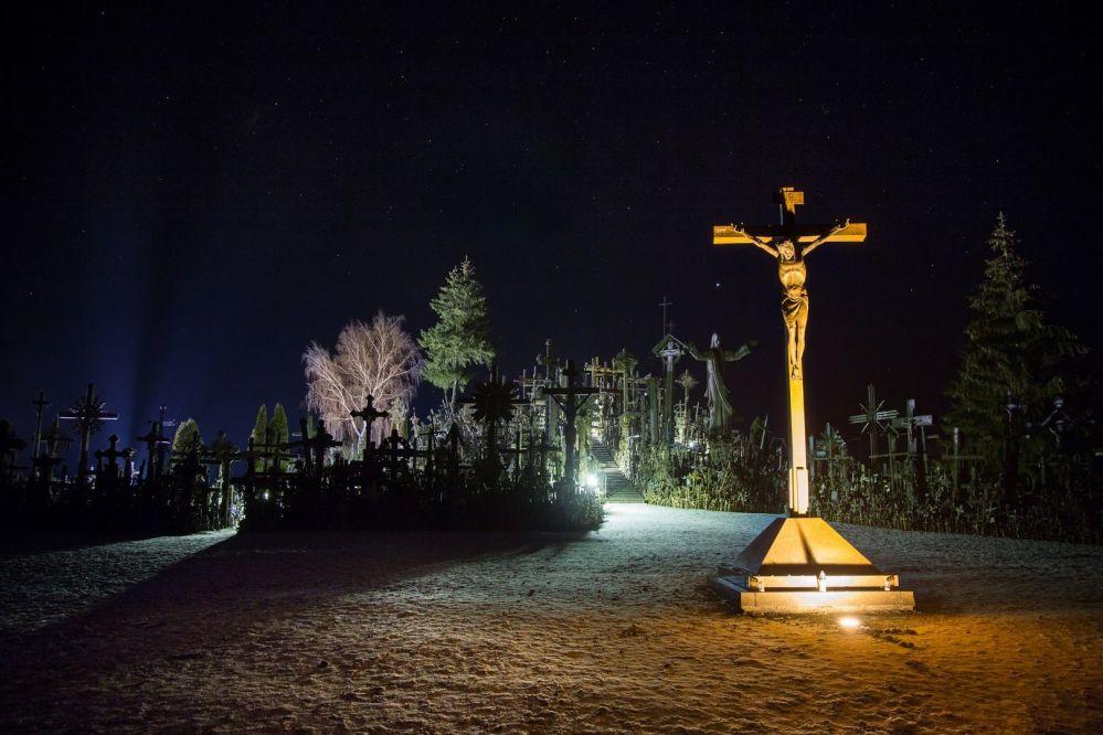 Poutní místo Hora křížů, Litva