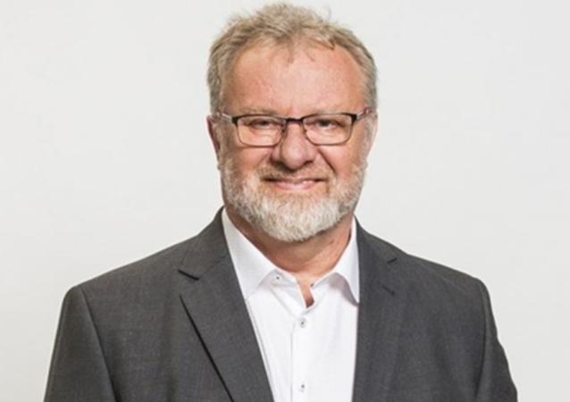 Profesor Masarykovy univerzity Ivan Holoubek