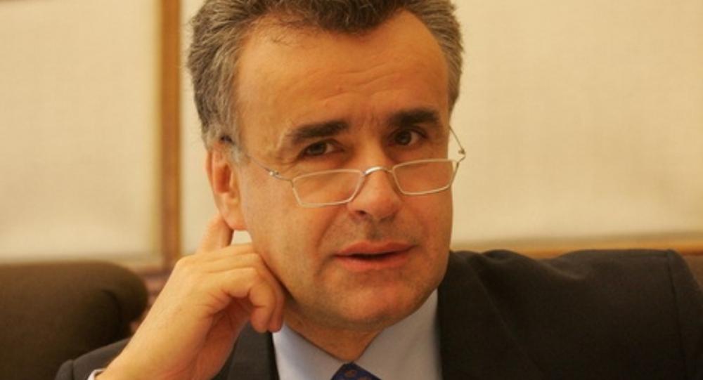 Exministr vnitra Slovenska Vladimír Palko