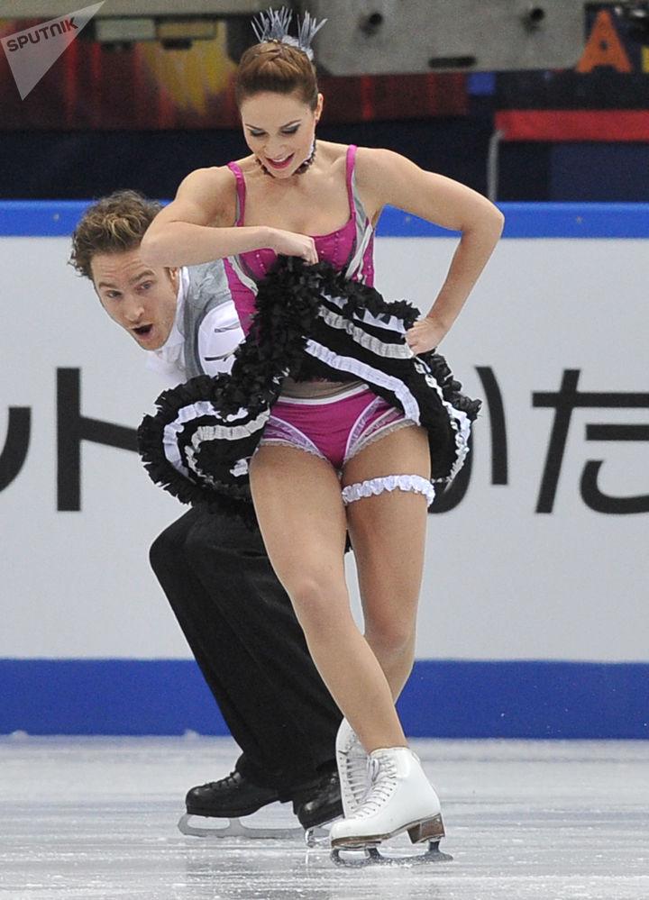 Píseň ledu. Tyto skandální kostýmy krasobruslařů vyvolaly rozruch na mistrovstvích!