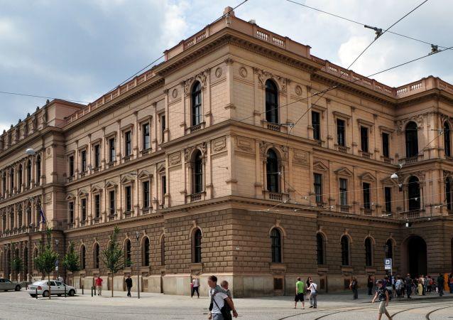 Budova Ústavního soudu ČR