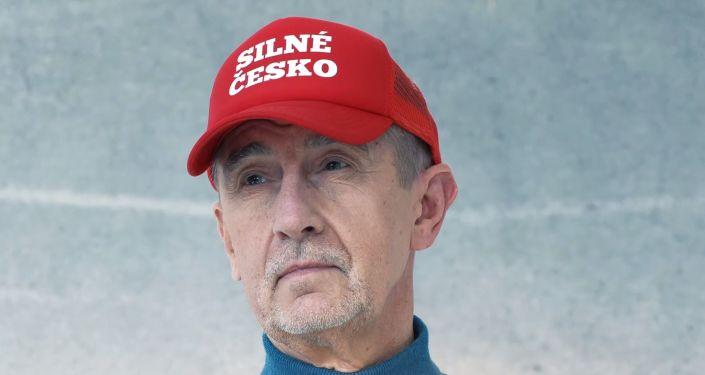 Silné Česko. Andrej Babiš pro ANO