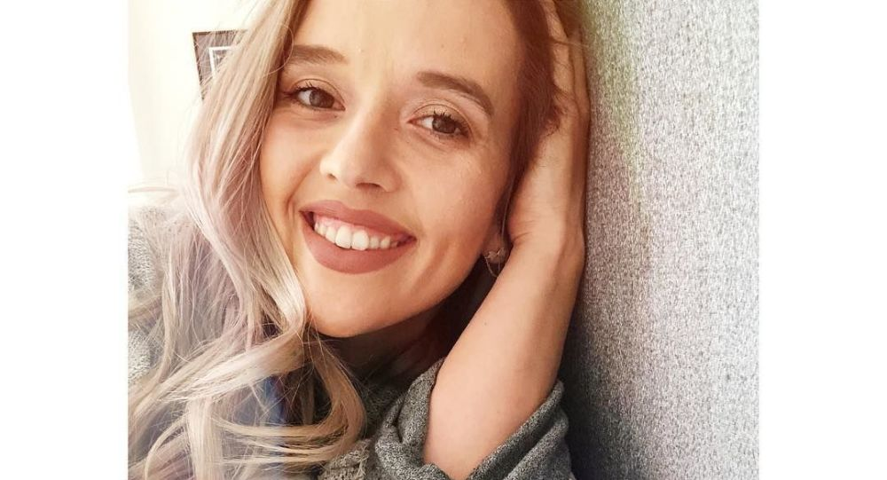 Česká zpěvačka Tamara Klusová