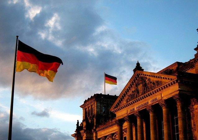 Budova Německého spolkového sněmu v Berlíně