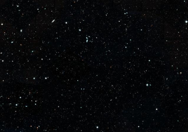 Národní úřad pro letectví a kosmonautiku (NASA) zveřejnil fotografii více než 256 000 galaxií