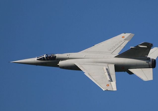 Dassault Mirage F1. Ilustrační foto