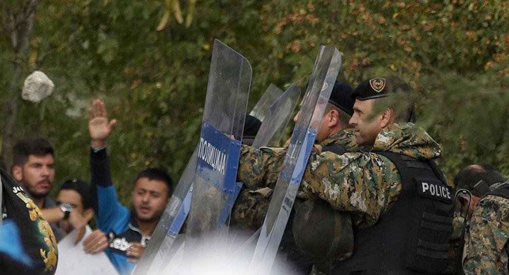 Situace v Makedonii