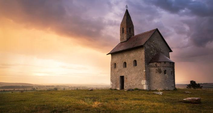 Kostel svatého Michala Archanděla (Dražovce)