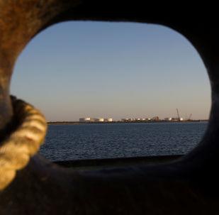 Ropný přístav Čáhbahár