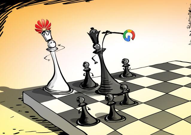 Huawei-google