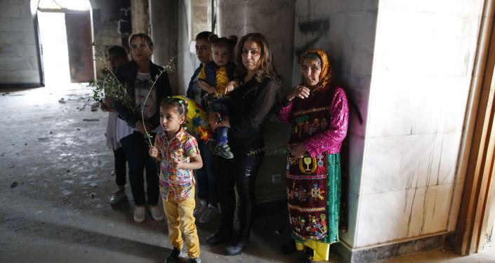 Křesťané v Iráku